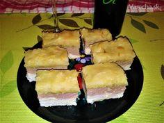 """Nedeľný """"koláčik"""" pre zlatíka (fotorecept) - Recept Sushi, Sweet, Ethnic Recipes, Candy, Sushi Rolls"""