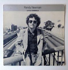 Randy Newman Little Criminals Vinyl LP Vinyl LP Reissue! Randy Newman's 1977 album, Little Criminals, characteristically features quirky characters Used Vinyl Records, Vintage Vinyl Records, Lp Vinyl, Vinyl Art, Lp Album, Lps, Randy Newman, Short People, Sigmund Freud