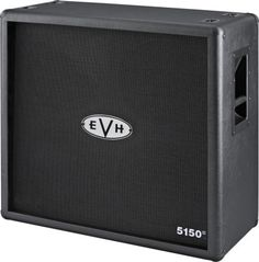 """EVH Eddie Van Halen 5150 III Guitar Speaker Cabinet (4x12""""): Not only does this cabinet boast the """"EVH"""" logo on the front, but it also has the power to live up to Eddie himself."""