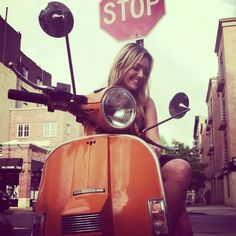 moped- I want one!