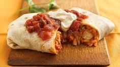 Spicy Mole Pork Burritos | Recipe | Pork Burritos, Burritos and Mole