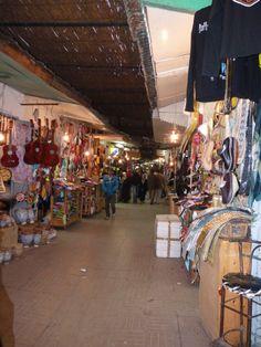 Rabat, Rue Souika.