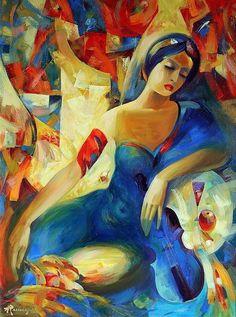 Raindrops and Roses — Anatoliy Rozhansky