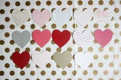 While perusing pinterest, I came across an idea for loving your kids in the month of february. Each day, you cut out a heart, write something you love about the child and tape it to their bedroom door. Each morning, they wake up and feel extra loved as they embark on their day. Cute idea, right? I c…