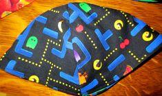 Video game yarmulke pac man kippah maze and by racheltreasures