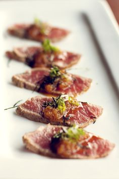 1000 images about meat tartare and carpaccio on pinterest. Black Bedroom Furniture Sets. Home Design Ideas