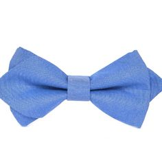 Blue bowtie #bowtie