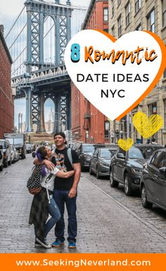 New York City offers so much room for romance and fun for couples. You can never run out of romantic things to do. Here are 8 ideas for your next NYC date night.