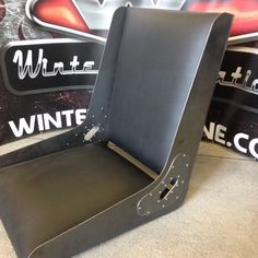 Save some cash while building your project with theseDIY Bomber Seat Brackets ! - Center Brace used for strengthening center of wide bench seat.   eBay!