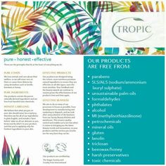 No other range tops this  #Tropic  Www.tropicskincare.co.uk/shop/tracymason