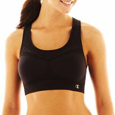 7a8531fb44 Champion® Seamless Racerback Sports Bra - jcpenney