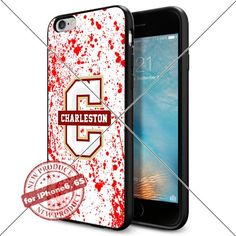 WADE CASE College of Charleston Cougars Logo NCAA Cool Apple iPhone6 6S Case #1085 Black Smartphone Case Cover Collector TPU Rubber [Blood] WADE CASE http://www.amazon.com/dp/B017J7MHVQ/ref=cm_sw_r_pi_dp_8.0vwb0AT9113