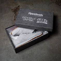 "4,180 Likes, 101 Comments - Sneaker Freaker (@sneakerfreakermag) on Instagram: ""Shout out to @reebokclassics for the latest @kendricklamar joints, that box is crazy!…"""