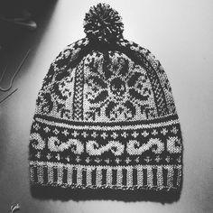 A personal favorite from my Etsy shop https://www.etsy.com/listing/495078639/winter-skulls-knit-hat-handmade-fairisle
