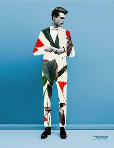 Los collages surrealistas de Sebastián Delgado