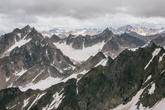 Talkeetna Mountains, Alaska