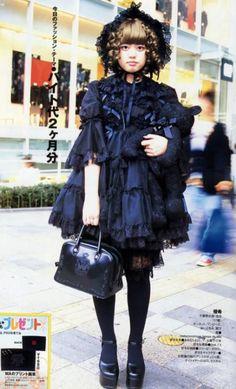 Old School Lolita
