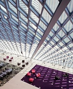 Seattle library-OMA