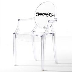 Fab.com   LE Signed Louis Ghost Chair
