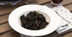 Sabores de colores | Recetas deliciosas para cualquier ocasión.: Arroz negro mar y montaña de cerdo y sepia