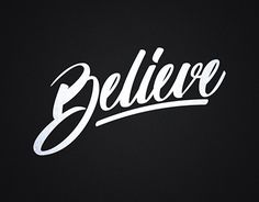 "Check out new work on my @Behance portfolio: ""Believe"" http://be.net/gallery/44245815/Believe"