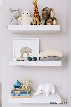 10 Nursery Styling Tips That Don't Involve Pink or Blue | MyDomaine #nursery #nurserydecor #nurseryart #nurseryideas #kidsroom #neutral #design #babyroom #nordic #nordicinspiration #nordicdesign #minimal #minimalism