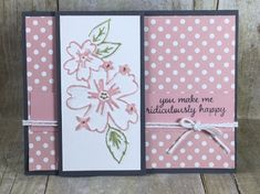 Floral Affection, Stampin' Up!, BJ Peters, Love & Affection…
