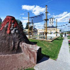 Atrakce | Permonium Sidewalk, Fair Grounds, Park, Fun, Travel, Fin Fun, Viajes, Walkways, Parks