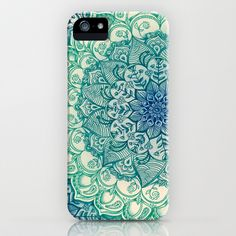 Buy Emerald Doodle by Micklyn as a high quality iPhone & iPod Case. Worldwide shipping available at Society6.com. Just one of millions of products…