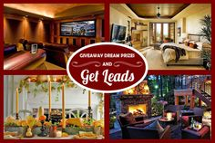 Agents, get more leads on Facebook with Dream Sweeps!   Fans must like your page to enter to win prizes, and you get the lead information.   #realtors #realestateagents #homebuyers #homesellers #sweepstakes #dreamhome