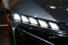 Honda at Frankfurt Motor Show 2013