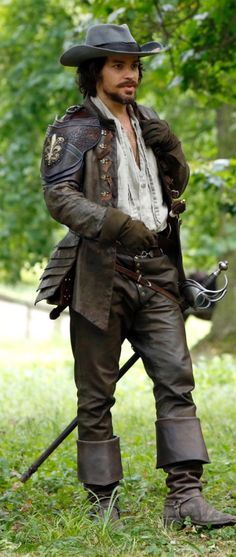 """Aramis ~ Season 3 Note the Paulson.""""enlisted """" have stripe blue between two gold Bbc Musketeers, The Three Musketeers, Most Beautiful Man, Gorgeous Men, Female Armor, Bbc Tv Series, Period Outfit, Work Inspiration, Character Inspiration"""