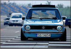 VW MK1 sick rabbit