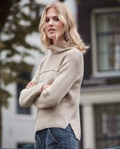 Wrap London - Elise sweater www.wraplondon.co.uk