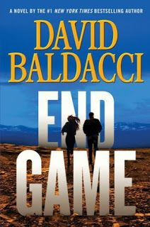 A Bookaholic Swede: #BookReview End Game by David Baldacci (@davidbaldacci) @GrandCentralPub #Giveaway