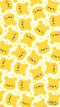 Disney Phone Wallpaper, Cartoon Wallpaper Iphone, Bear Wallpaper, Iphone Background Wallpaper, Cute Cartoon Wallpapers, Aesthetic Iphone Wallpaper, Disney Phone Backgrounds, Iphone Wallpapers, Minion Wallpaper
