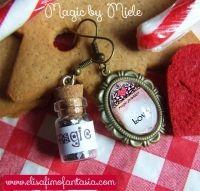 orecchini Magic Love