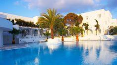 Santorini - Hotel da semana