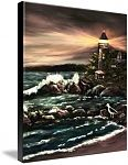 Bridget's Lighthouse by Ave Hurley $9.49 at Imagekind~!