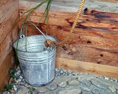Free Image on Pixabay - Bucket, Fountain Bucket, Metal Fountain, Metal, Things To Sell, Marketing Videos, Castles, Water, Tv, Country