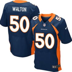 J.D. Walton Elite Jersey-80%OFF Nike J.D. Walton Elite Jersey at Broncos Shop. (Elite Nike Men's J.D. Walton Navy Blue Jersey) Denver Broncos Alternate #50 NFL Easy Returns.