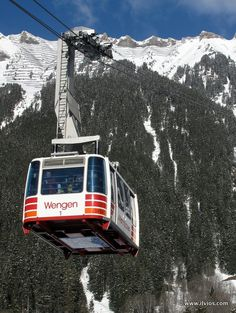 Skiing in Wengen, Switzerland, what a gorgeous idea! #bestofswitzerland #schweiz #switzerland