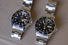 Upgrade your wrist with the Mako and Ray II! http://orientwatchusa.com/catalogsearch/result/?q=aa02