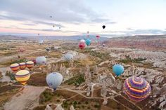 Cappadocia, Turkey | 29 Instagram-Worthy Places To Travel