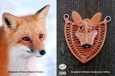 Image of FOX wall hook Moomin, Kids Decor, Wall Hooks, Scandinavian Design, Vintage Furniture, Fox, Textiles, Mini, Prints