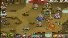 The King of Towers - Mech Warship (easy 6) Victory. Assembly Center Easy Mode (Part 140)
