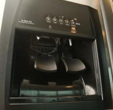cleaning tips for calcium deposits on an ice dispenser. I tried it and it works great!! I've tried to get rid of the calcium deposits many times but nothing worked. This REALLY does!! - MH