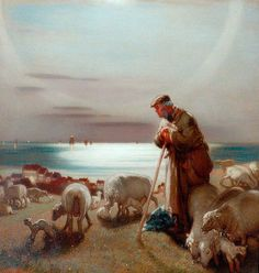 William Shackleton - The Shepherd