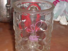 Vintage Will Rogers Clear glass Boot Mug by PatsapearlsBoutique, $14.99
