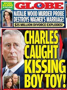 Heboh, Pangeran Pangeran Charles Ketahuan Sebagai Gay